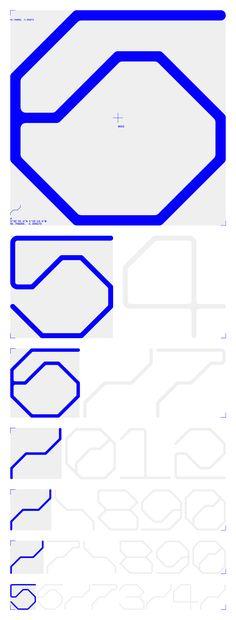 Type Posters, Typography Inspiration, Glyphs, Brand Identity, Geometry, Graphic Art, Logo Design, Lettering, Serif