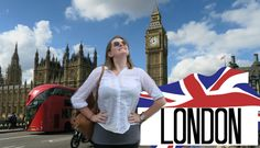 LANDED IN LONDON | LauraJane