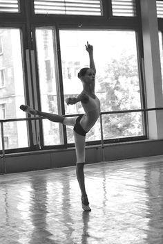 Perfect dance figure