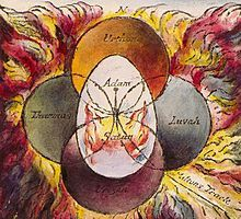 William Blake's illustrations of Paradise Lost - Wikipedia, the free encyclopedia