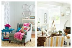 A Colorful Home Tour