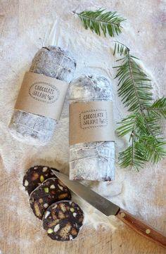 Chocolate Salami Recipe | Kitchen Vignettes | PBS Food
