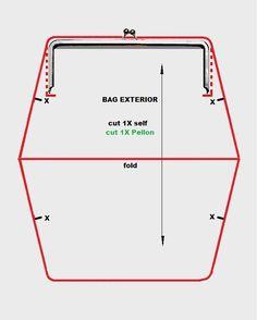 pattern for coin purse frame에 대한 이미지 검색결과