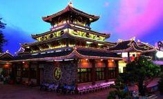 """Le temple de Ba Chua Xu """"la déesse de la reine mère de la région"""""""