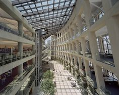 Salt Lake City Public Library - inside