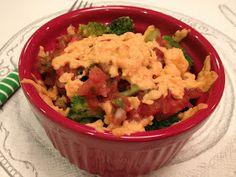 Kale With Love: Broccoli Nachos http://www.kalewithlove.com/2012/10/sweet-potato-pizzas.html?m=1