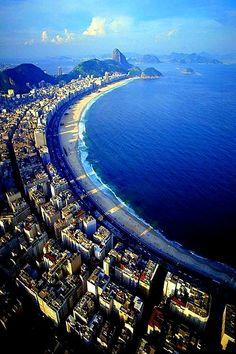 Marcher le long de la plage I #Bresil I
