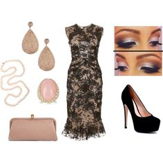 Alexander McQueen Dress, created by cmshurbutt on Polyvore