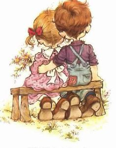 sarah kay, sarah key и holly hobbie Sarah Key, Holly Hobbie, Decoupage, Sarah Kay Imagenes, Cute Images, Cute Pictures, Illustrations, Cute Illustration, Vintage Children