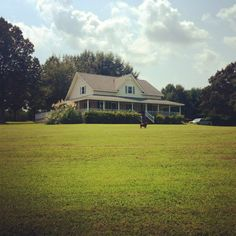 Our beautiful country farm house!