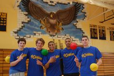Intramural Dodgeball a Hit Among Students