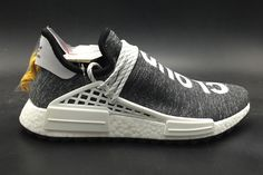 1. Pharrell Williams and Adidas Originals teamed up to build Human Race NMD Hu with personality publicity of the upper text and originated from the NMD fashion modeling, circle powder countless!  2. New Human Race NMD Hu will bring a new upgraded Trail version! In the continuation of the personality and comfortable structure of the shoe, the use of outdoor sense of stronger sawtooth-shaped outsole, whether urban commuting or appropriate outdoor walking can be easily competent! | Shop this…