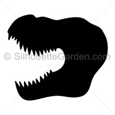 Image Result For Free Silhouette Svg File T Rex Circuit