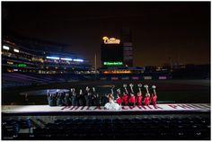 Jen and Nino: Married | Citizens Bank Park Wedding | Baseball Themed Wedding