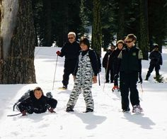 The Lassen National Forest just announced two upcoming snowshoe walks! These walks are weather dependent (of course). Ages 8 to adult are welcome. The walks are free, usually one to two miles long. Locations will vary depending on snowpack. You must pre-register - we encourage you to do so early, these walks fill up fast. February 13 and February 27 are the dates. Call the Almanor Ranger District office at (530) 258-2141 for more information and to pre-register. http://snip.ly/t22V