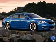 My next Dream Car, Opel Insignia OPC 325HP 4Wheel