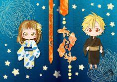 Koi, Honey Works, Anime Artwork, Manga, Anime Chibi, Haikyuu, Like You, Paper Art, Tokyo