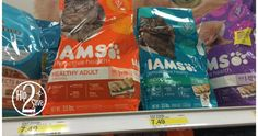 *NEW* $3/1 IAMS Cat Food Coupon