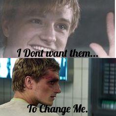Josh Hutcherson as Peeta Mellark  Hunger Games,,Mockingjay Part 1