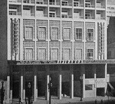 Cine Ipiranga, mais um cinema de rua que podia estar em funcionamento em sp...