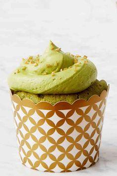 Green Tea Matcha Cupcakes