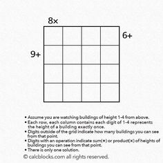 Answers for theses puzzles will be uploaded on the website following. PDF file for print is also available.  http://ift.tt/2cEIVcy  #l4l  #like4like #followme #puzzle #sudoku #game #studygram #study  #fun #instagood #instafollow #quiz #math #teacher #education #instadaily