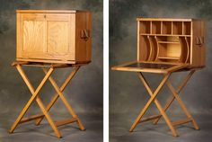 Logan Creek Designs » The 2nd Virginia Cavalry Company Desk