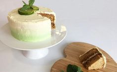 A delicious summer twist on your regular sponge cake, this Mojito Cake from Iced Jems is full of flavour and a definite crowd pleaser.