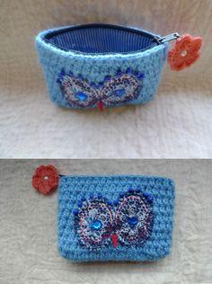 makeover crochet bag
