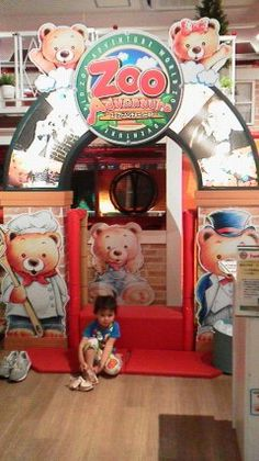 Place Review: Studio Cafe Zoo Adventure | FUJIMI