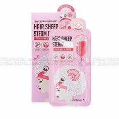 Mediheal Hair Care Sheep Steam Pack 40g X 5ea #Mediheal