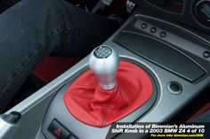 Complete the look of your interior with this superb, all aluminum shift knob anodized in many colors. Find the perfect Aluminum Shift Knob For Any Manual BMW for all BMW series only from BIMMIAN AUTOMOTIVE INC. Bmw Series, Bmw Z4, Bmw Cars, Knob, Door Knob