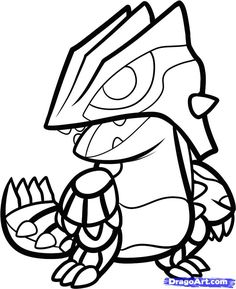 Attractive Chibi Pokemon Coloring Pages