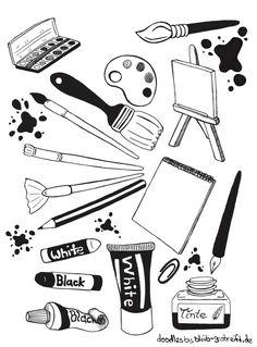 Bullet Journal Tumblr, Bullet Journal Banner, Bullet Journal Art, Doodle Books, Doodle Art Journals, Book Cover Art, Book Art, Travel Doodles, Bujo Doodles