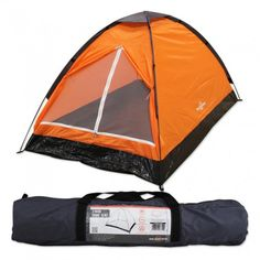 1ff5878470b Milestone Dome Tent with Carry Bag 2 Person Orange >>> Find out more about  the great product at the image link.