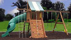 1214 Best Swing Set Ideas Images Children Garden Gardens