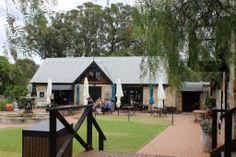 Enzo's Restaurant, Pepper Creek Winery, Hunter Valley, NSW