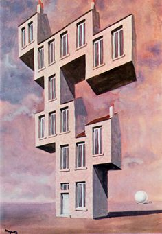 1946 - Magritte, Rene - Le Regard Mental