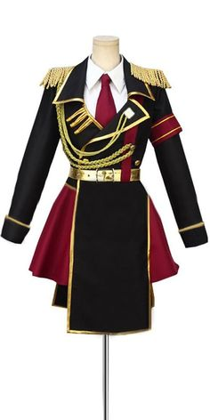 Best K Project K Return Of Kings Kushina Anna Uniform Cosplay Costume in High Quality Cosplay Costumes Store K Project K Return Of Kings Kushina Anna Uniform Cosplay Costume Cosplay Outfits, Anime Outfits, Cosplay Costumes, Kpop Fashion Outfits, Stage Outfits, Mode Kpop, Cute Dresses, Cute Outfits, Kawaii Clothes