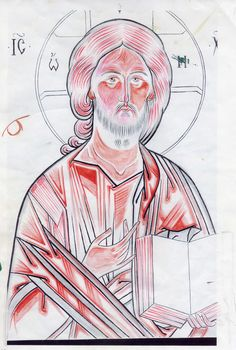 Religious Icons, Religious Art, Writing Icon, Good Shepard, Christ Pantocrator, Paint Icon, Russian Icons, Byzantine Icons, Orthodox Icons