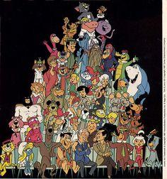 Hanna Barbera cartoons! i miss all  of them