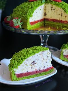 kopiec skrzata Different Cakes, Sweets Cake, Vanilla Cake, Nom Nom, Cheesecake, Food And Drink, Cooking Recipes, Snacks, Baking