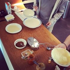 Good morning #crepes  . #crepesmania #yummy #delicious #agencylife #instagood
