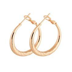 Fashion Unique BOHO Bohemian Lovely Fashion Cute Copper Earrings Ear Loop for Women Lady Wedding Hot Charm Jewelry