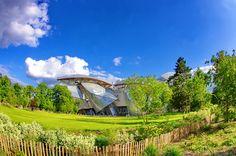 https://flic.kr/p/upAk9v | Paris le jardin d'acclimatation et la Fondation LVMH 05