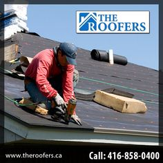 A Team Of Professional Roofing Contractors From Toronto Providing Top  Quality Roof Repair Services In Toronto