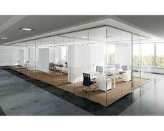 PLAN GLASS > • Pareti Divisorie Ufficio - PlanOffice: soluzioni mobili, scorrevoli e in vetro! | Bologna, Parma, Milano, Reggio Emilia