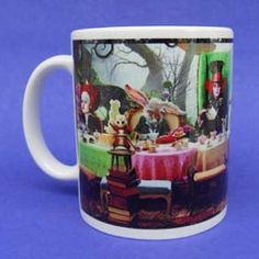 Alice in Wonderland's mug