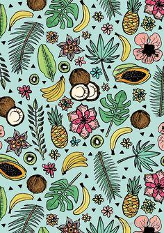 Tropical Fiesta by Tangerine-Tane