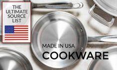 USA Love List • Stuff We Love: Made in the USA